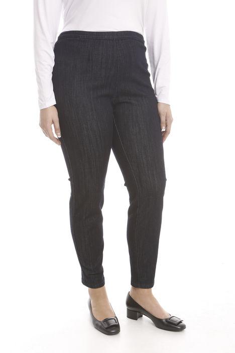 Pantaloni in denim aderenti