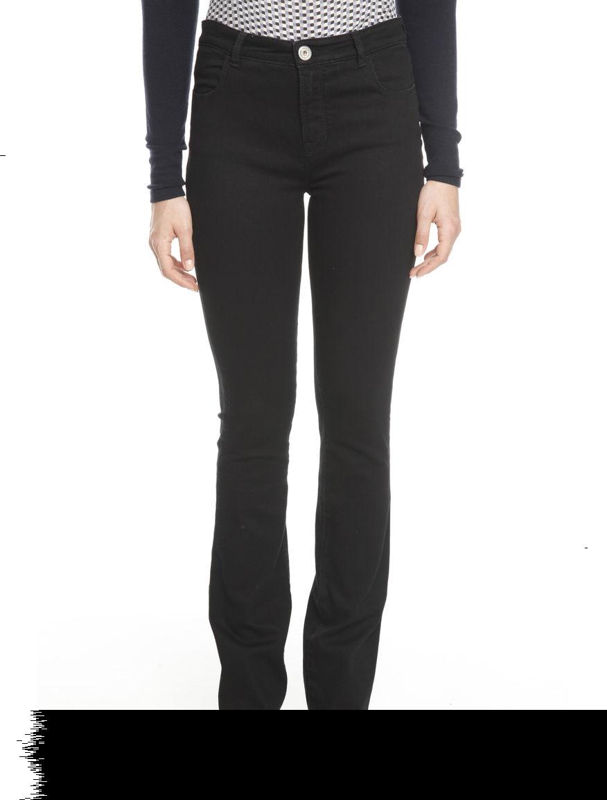 Pantalone in denim stretch