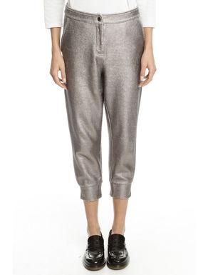 Pantalone in felpa laminata