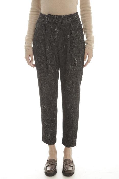 Pantaloni con maxi tasche