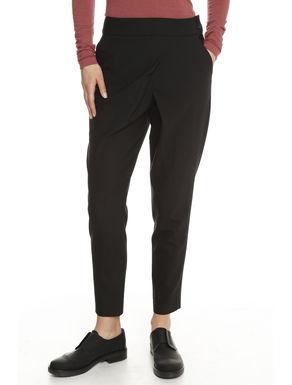 Pantaloni con pannello