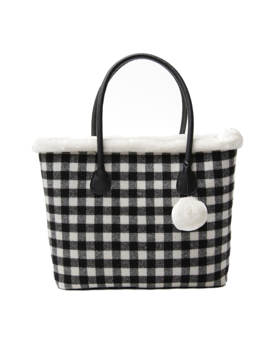 Shopping bag rigida