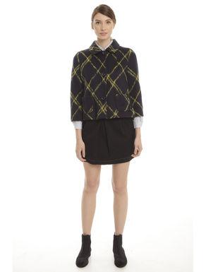Giacca in misto lana vergine