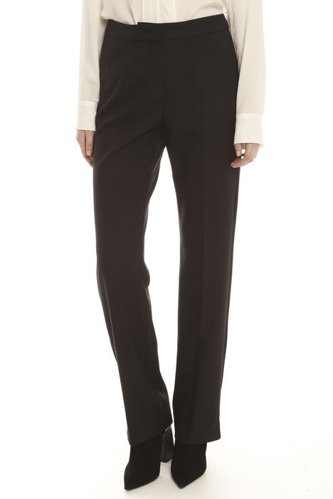 Pantaloni in cady stretch