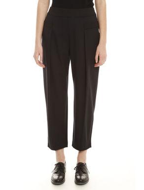 Pantaloni con tasca fantasia