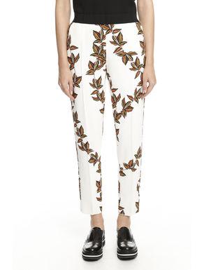 Pantalone in cady a fantasia
