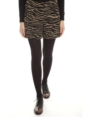 Shorts in panno jacquard