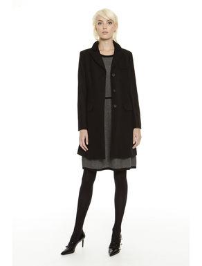 Cappotto in lana mista