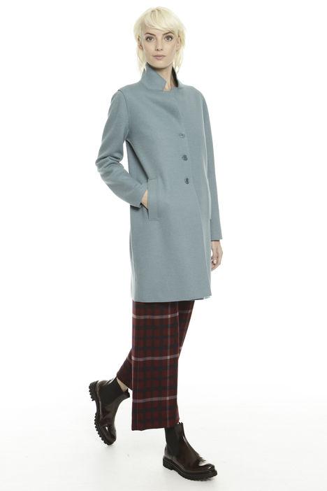 Cappotto in feltro di lana