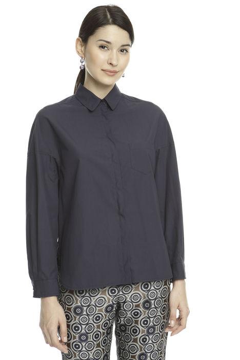 Camicia comfort in cotone