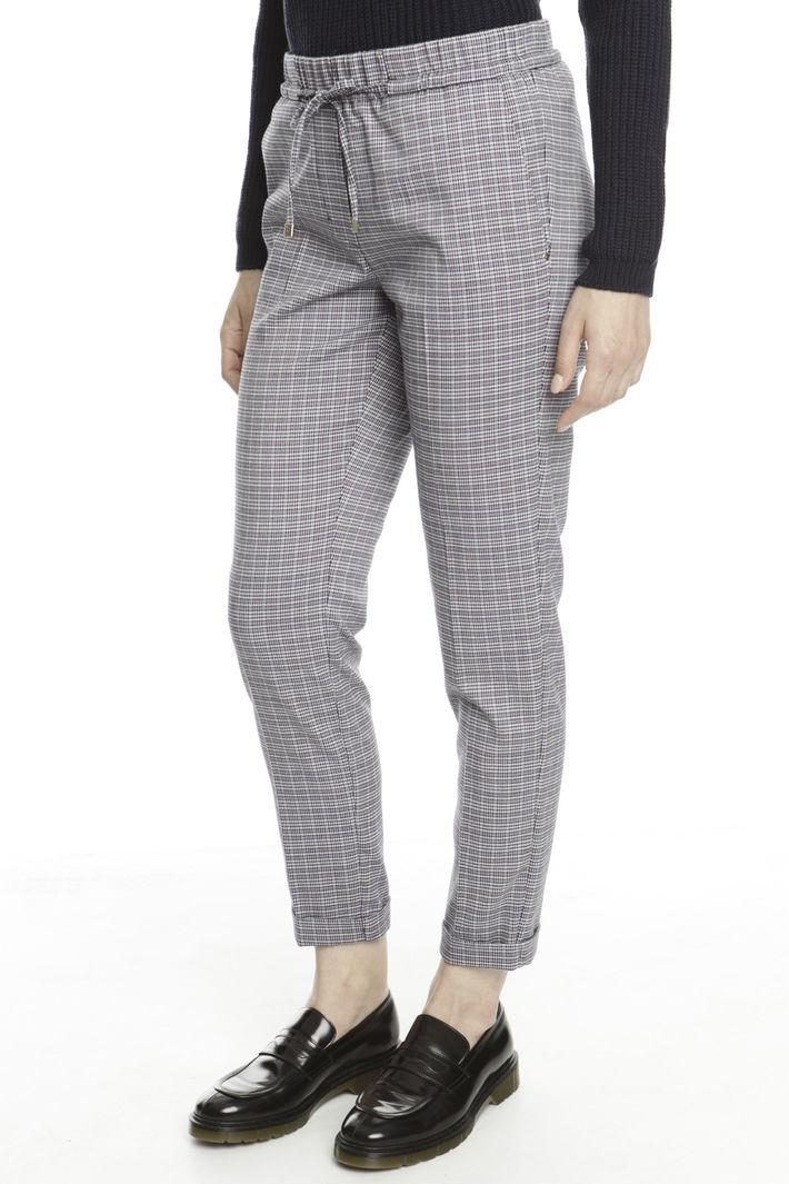 Pantalone in viscosa