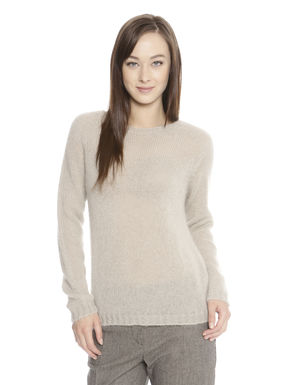 Maglia in mohair