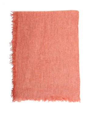 Sciarpa lurex in misto lana
