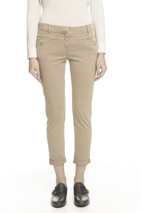 Pantalone in levantina stretch