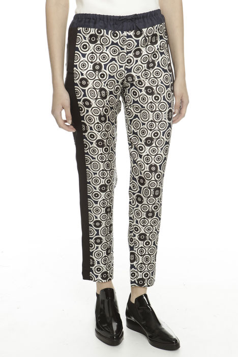 Pantalone con coulisse