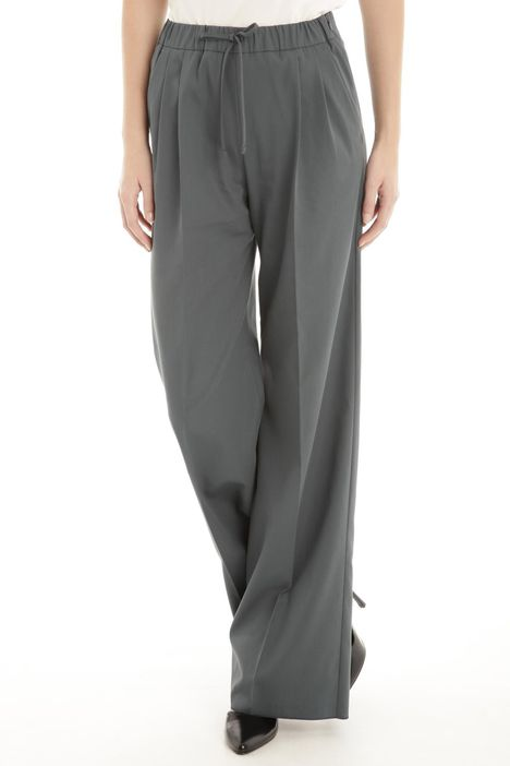 Pantaloni comfort in cotone