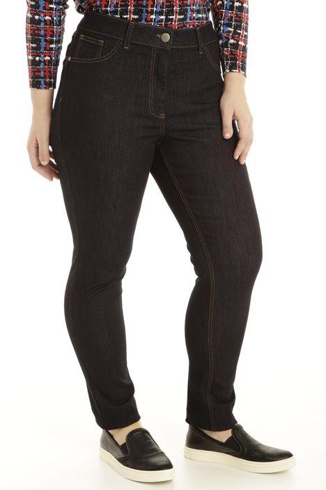 Pantalone in denim morbido