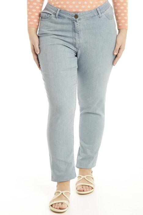 Jeans aderenti a sigaretta