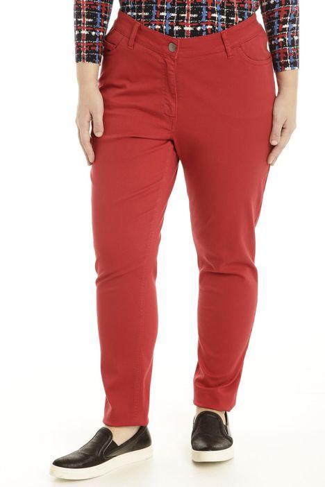 Jeans cinque tasche in denim