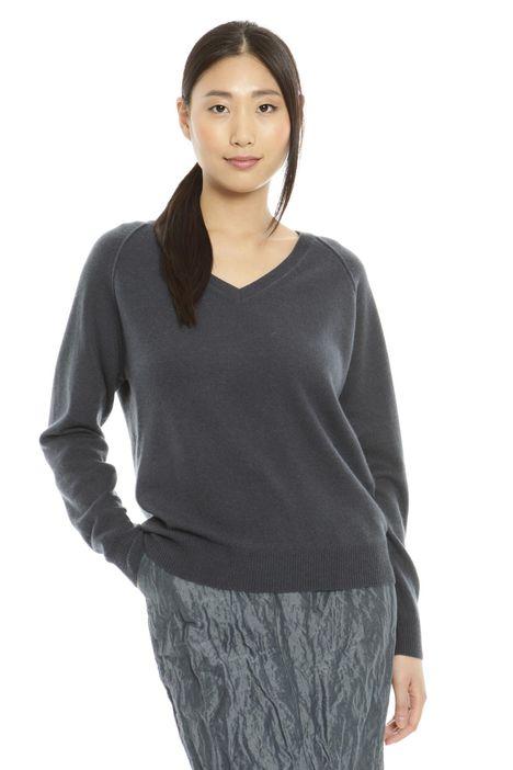Pullover in cashmere