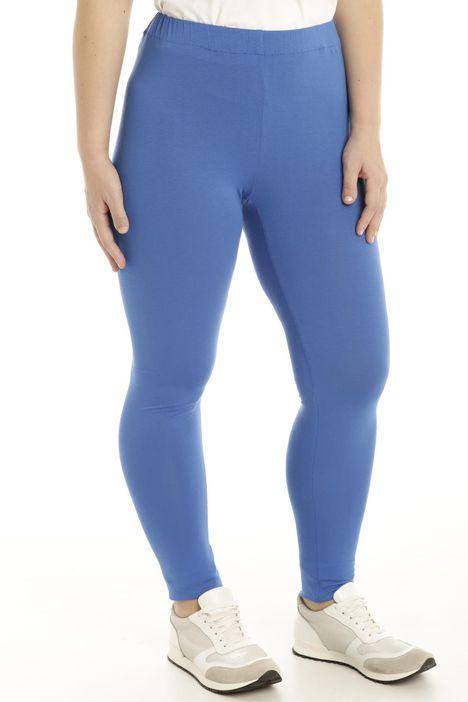 Leggings in jersey di viscosa
