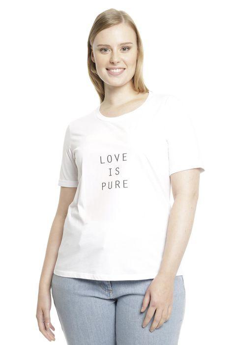 T-shirt in jersey leggero