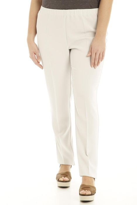 Pantalone classico in cady