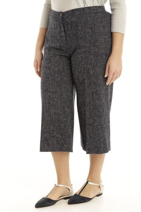 Pantaloni corti misto cotone Diffusione Tessile