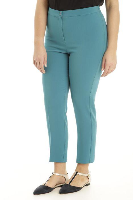 Pantalone in triacetato