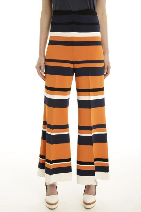 Pantalone in viscosa stretch Diffusione Tessile