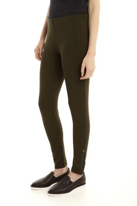 Leggings in cotone stretch