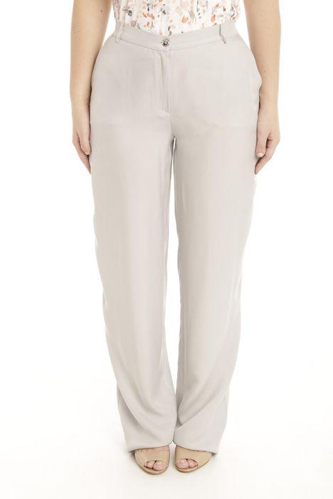 Pantalone in puro cupro