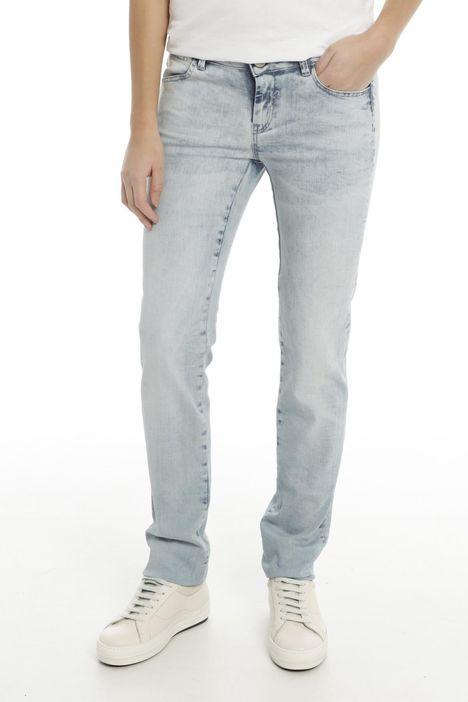 Jeans dalla linea dritta