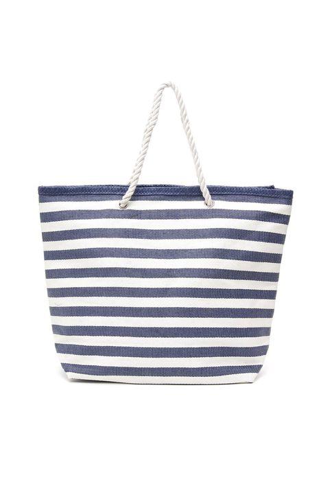 Shopping bag in raffia bicolor