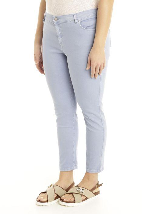 Pantalone super slim Diffusione Tessile