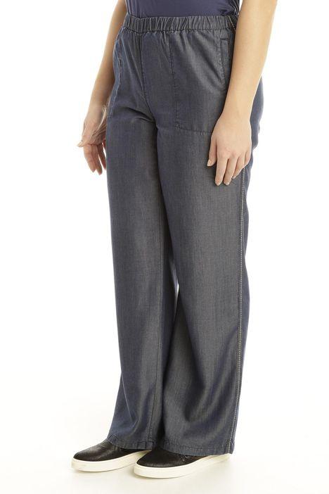 Pantalone in tencel