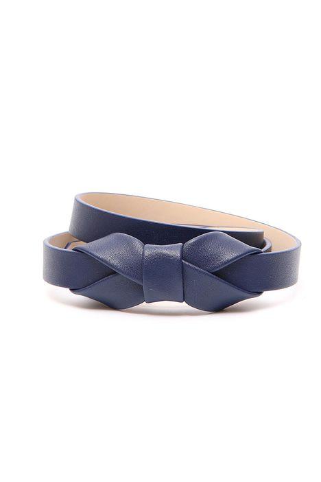 Cintura sottile con fiocco