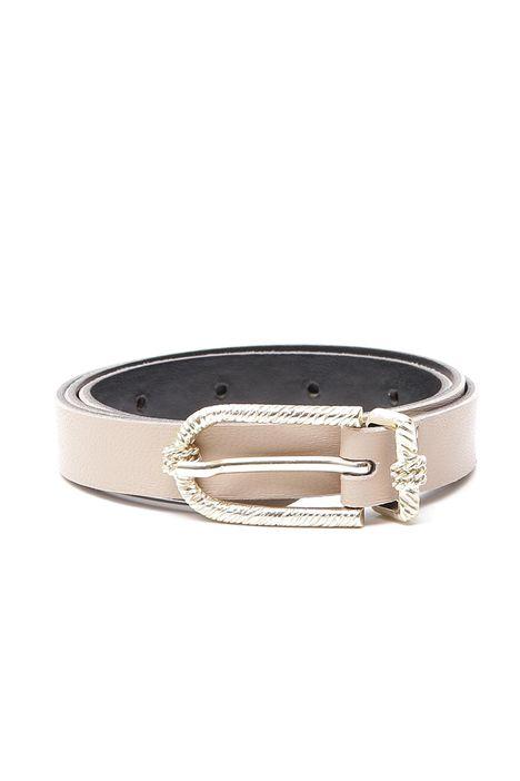Cintura con fibbia gioiello