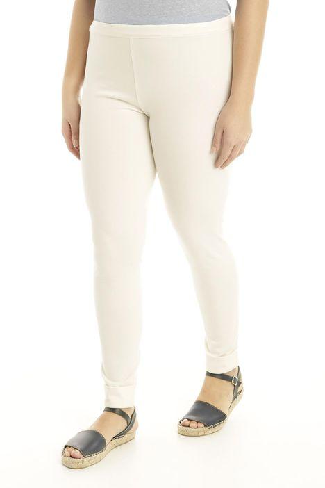 Pantalone skinny in jersey