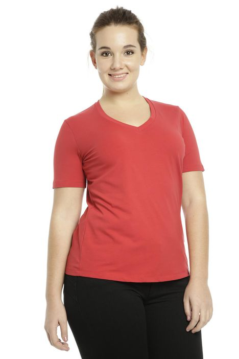 T-shirt basic in jersey
