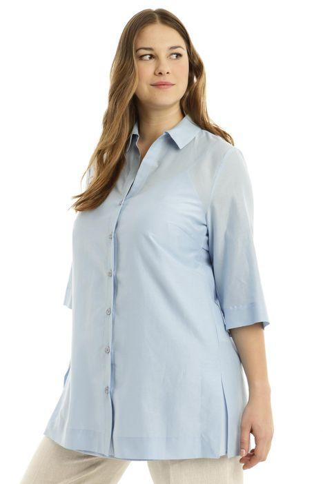 Camicia in habotay di seta