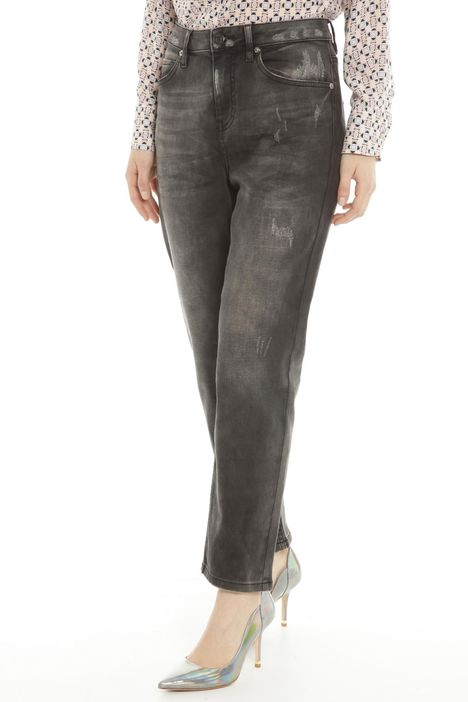 Pantaloni in denim stretch