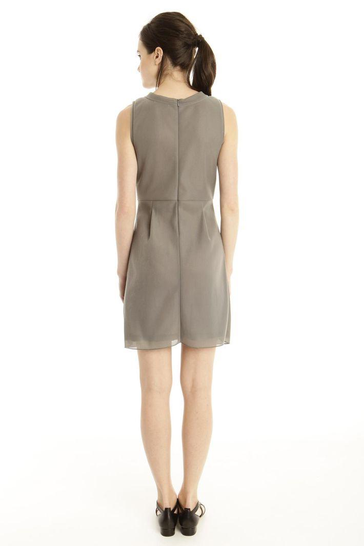 Robe Sans ManchesGris Jersey En Moyen w0k8nOPNX