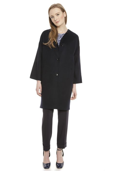 Cappotto in pura lana vergine Diffusione Tessile