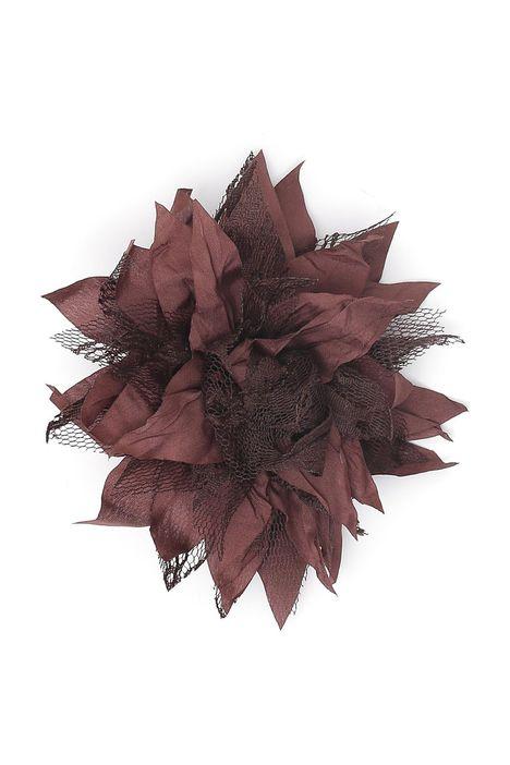 Spilla maxi fiore