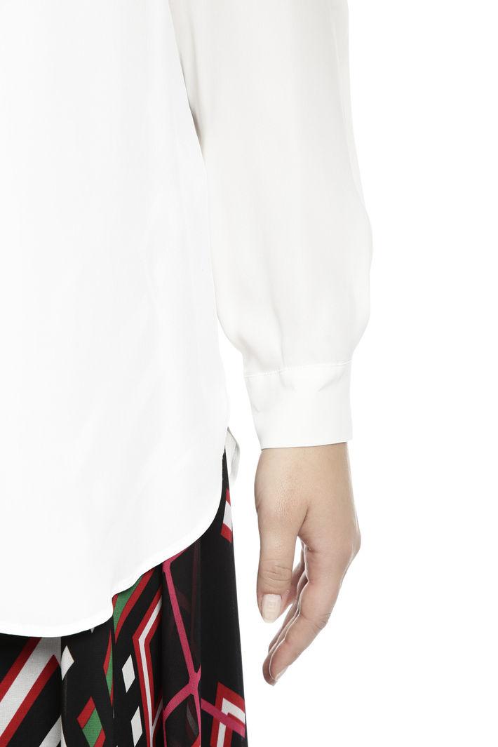 Camicia in misto seta Diffusione Tessile