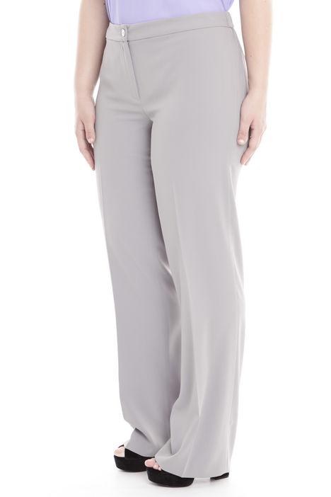 Pantalone in fluido comfort Intrend
