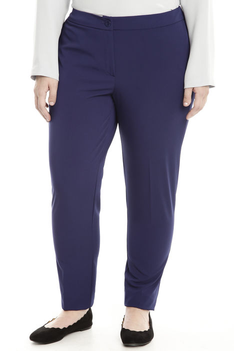 Pantalone in tessuto stretch Intrend