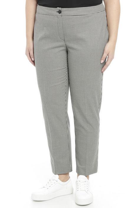 Pantalone cropped Diffusione Tessile