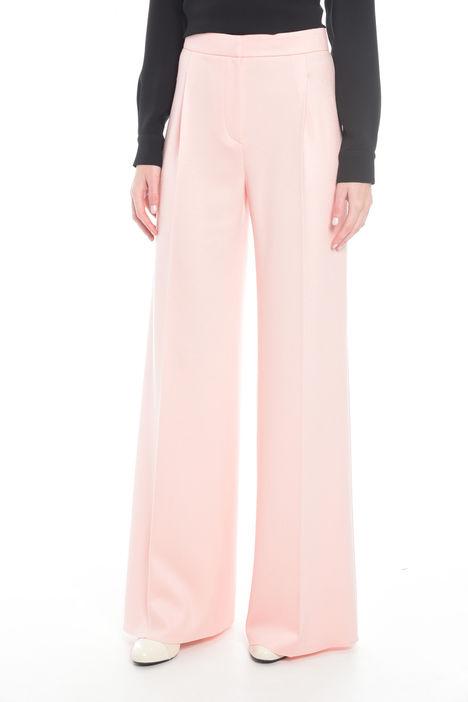 Pantalone palazzo in jersey Diffusione Tessile